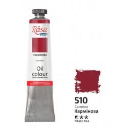 ROSA Studio - Karmín Alizarinský 60ml - Olejová barva