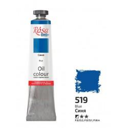 ROSA Studio - Modrá Světlá 60ml - Olejová barva