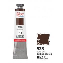 ROSA Studio - Tmavá hnědá  60ml - Olejová barva