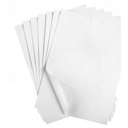Přenosový papír - kopírák - bílý - 50x40 cm