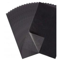 Přenosový papír - kopírák - ČERNÝ - 60x50 cm