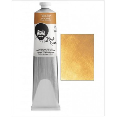 Bob Ross® Okr žlutý 200ml - Olejová barva