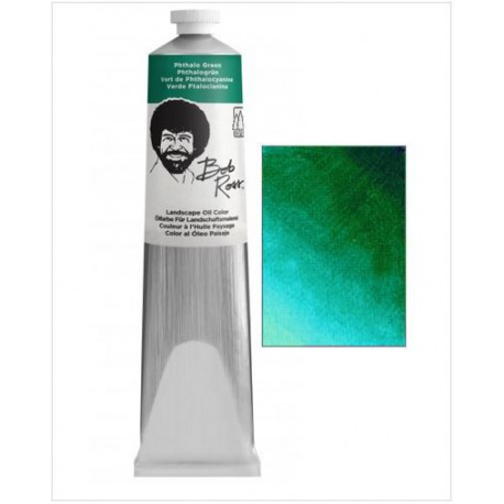 Bob Ross® Phthalo zelená 200ml - Olejová barva