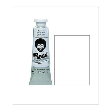 Bob Ross® Titanová bílá 37ml Olejová barva