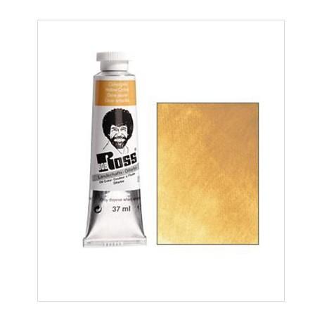 Bob Ross® Okr žlutý 37ml - Olejová barva