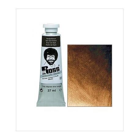 Bob Ross® Van Dyke hnědá 37ml - Olejová barva